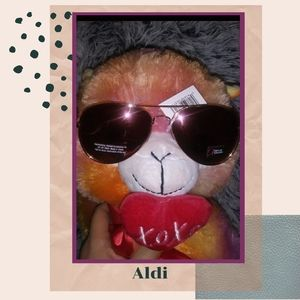 NWT Aldi   Aviator Sunglasses
